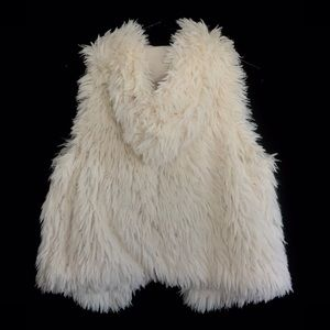 Anthropologie Jackets & Coats - Anthropologie Piko 1988 Faux Fur Sleeveless Jacket